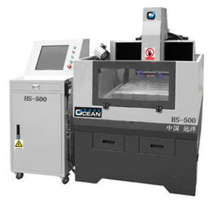 High-Accuracy CNC Machine with Steady Movement and Good Starting Performance (RCG-500)