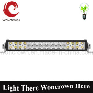 High Quality Super Power Dual Double Row LED Light Bar for Trucks, Atvs, Auto Parts