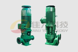 Detachable Type Inline Pump