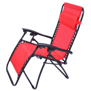 Zero Gravity Folding Chair Model Nbf-01 Textilene Lafuma and Leisure Chair