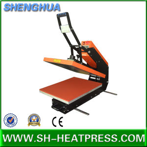 Auto Release Slide Semi-Auto T-Shirt Heat Press Machine pictures & photos