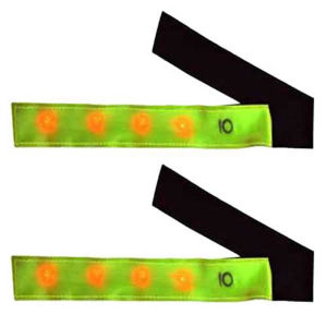 Reflective LED Road Safety Armband En13356 pictures & photos