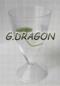 Party Tableware Plastic Champagne Goblet Cup (GD-G6)