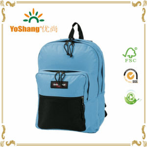 Fashion 2016 Shoulder Backpack Bag Backpack Canvas School Backpack pictures & photos