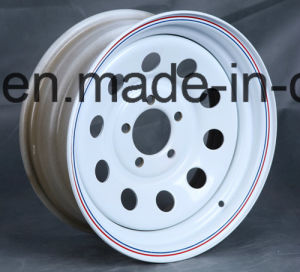 High Quality Trailer Steel Wheel Rim pictures & photos