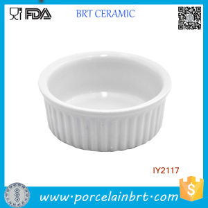 Hot Sale Kitchenware Ceramic Pudding Mould Cookware pictures & photos