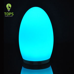 Egg Shape Color Changing Bluetooth