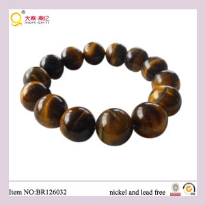 Tiger Eye Bracelet, Lucky Eye Bracelet, Buddhism Culture Tiger Eye Bracelet pictures & photos