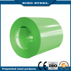 ASTM JIS Color Coated PPGI Steel Coil for Roofing Sheet pictures & photos