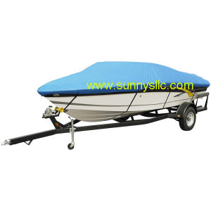 China Durable 600d Polyester Oxford Marine Boat Covers High