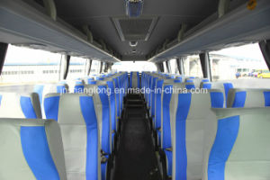 10.5m 50 Seats Passenger Bus with Air Suspension pictures & photos