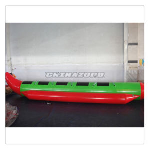 High Quality 5 Seats Aqua Boat Inflatable Banana Boat Wholesale Price