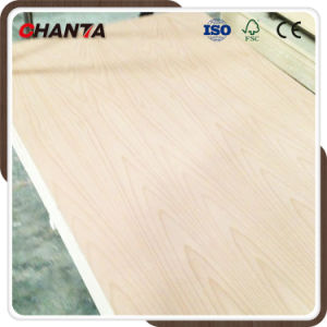 Red Oak Sapele Beech Fancy Plywood Used for Furniture pictures & photos