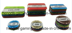 Casino Special Crystal Chips, Anti-Counterfeiting Function of Acrylic Chip, Poker Chips
