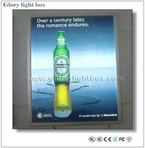 Aluminum Poster Snap Frame Lighting Box pictures & photos