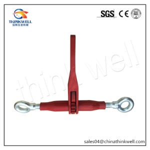 Tensioning Without Hook Ring Ratchet Load Binder pictures & photos