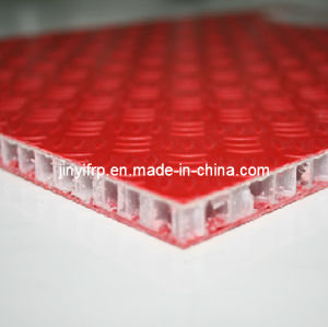 PP Honeycomb Boards with FRP Anti-Skid Sheet