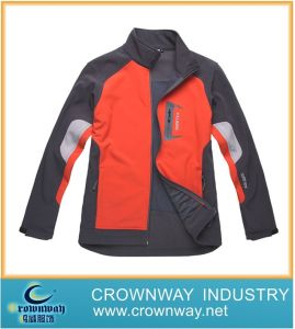 Unisex Casual Outwear Softshell Jacket for Men (CW-SOFTS-19) pictures & photos