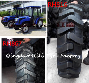 Sell to Austria 500-12/14/15 9.5-24 /9.5-20 Motor Plough Tyre pictures & photos