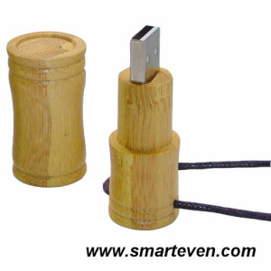 Bamboo USB Flash Disk (S-U-W007)