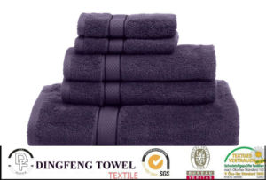 Best Quality Bath Towel 70X140cm Combed 550 GSM pictures & photos