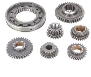 China Precision Steel Transmission Spur Gear
