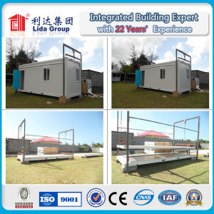 Flat Pack 20FT Container House pictures & photos