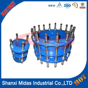 En545 Ggg50 Ductile Cast Iron Dismantling Joint Pn16 for Ductile Iron Pipe, PVC Pipe pictures & photos
