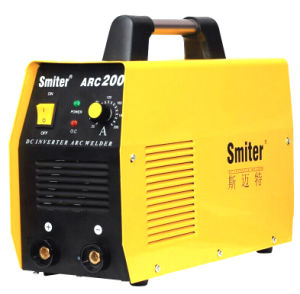 Portable DC Mosfet MMA200 Inverter Welding Machine