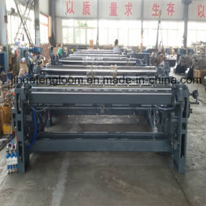Zax9100 4 Color Air Jet Loom Textile Weaving Machine pictures & photos