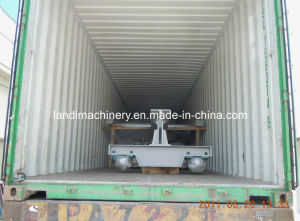 Pipe Lifting Equipment Steel Structure Parts for Helical Pipe Welding Line pictures & photos