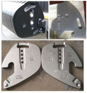 Sand Casting, Counter Weight for Agricultural Machinery pictures & photos