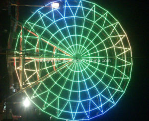Super Color Amusement Park LED RGB Module Pixel for Ferris Wheel Decoration pictures & photos