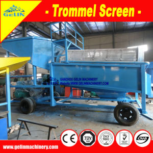 Alluvial Gold Mining Washing Plant (GL-TROMMEL) pictures & photos