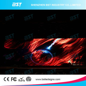 P4mm Hotel Stage Rental LED Display Videowall with High Performance