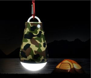 New Arrival 7800mAh Portable Camping Lamp Power Bank (OM-S89) pictures & photos