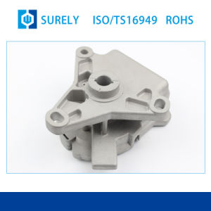 Customized Drawing Design Hydraulic Fitting Aluminum Die Casting Part