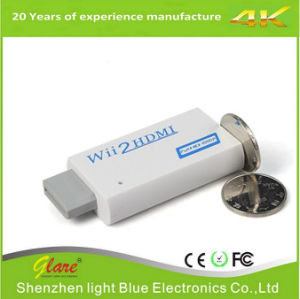 HD 1080P Mini for Wii 2HDMI Wii to HDMI Converter