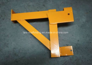 Painted/Powder Coated Bracket for Frame Scaffolding Made of Iron Angle pictures & photos