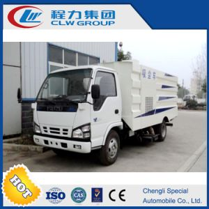 Isuzu 4X2 6 Cbm Vacuum Car Dust Cleaner Truck pictures & photos