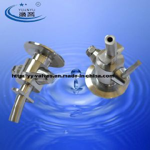 Beer Brewing Sample Valve Fementer Stainless Steel pictures & photos