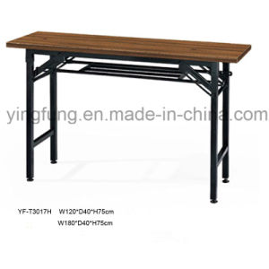New Model Quality Folding Table With Four Legs Yf T3017h