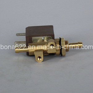 CE Copper Coil AC12V Nipple 6.5mm Solenoid Valve pictures & photos