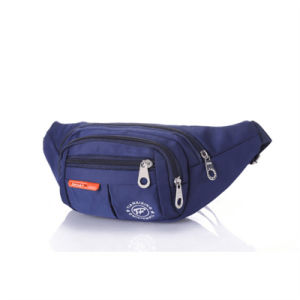 Outdoor Casual Sports Waist Bag Zipper Printing Small Backpack Chest Bag (GB#7051) pictures & photos