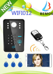 WiFi Wireless Video Door Phone Intercom System pictures & photos