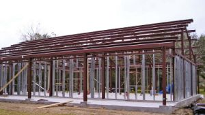 Heavy Type Design Steel Structure Building pictures & photos
