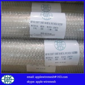High Quality Stainless Steel Wire Mesh 10 Mesh to 600 Mesh pictures & photos