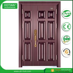 Kerala Front Door Designs Photo Steel Single Main Door Design White Steel  Gate