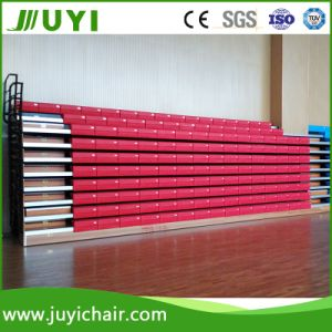 Jy-750 Portable Retractable Seating System Retractable Bleacher Gym Bleacher for Stadium pictures & photos