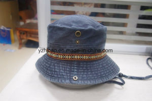 Safari Hat Fisherman Hat Hunter Hat Mosquito Bucket Hat pictures & photos